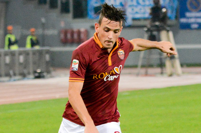 Florenzi all'inter assalto