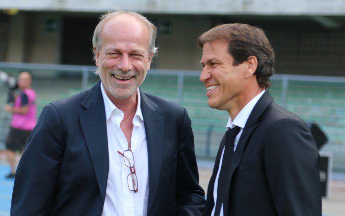 Calcio: Sabatini a tifoso Roma, scelta allenatore la indirizzo io