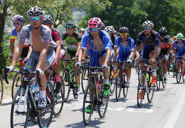 Coronavirus Ciclismo Giro Dolomiti