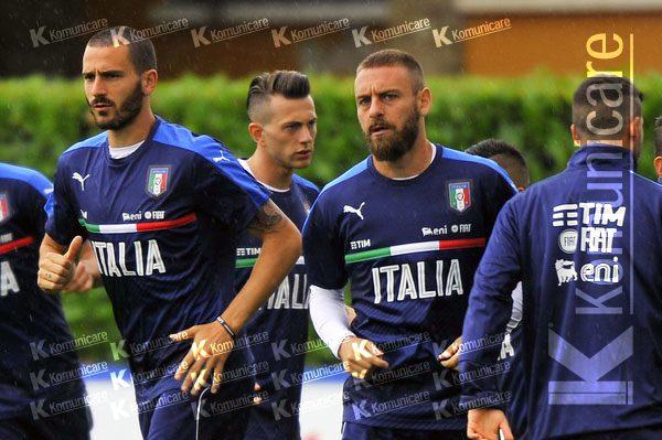 Italia, De Rossi lascia il ritiro: il report medico