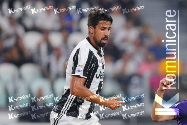 Juventus, Khedira sa come 'consolare' Buffon 39 15-11