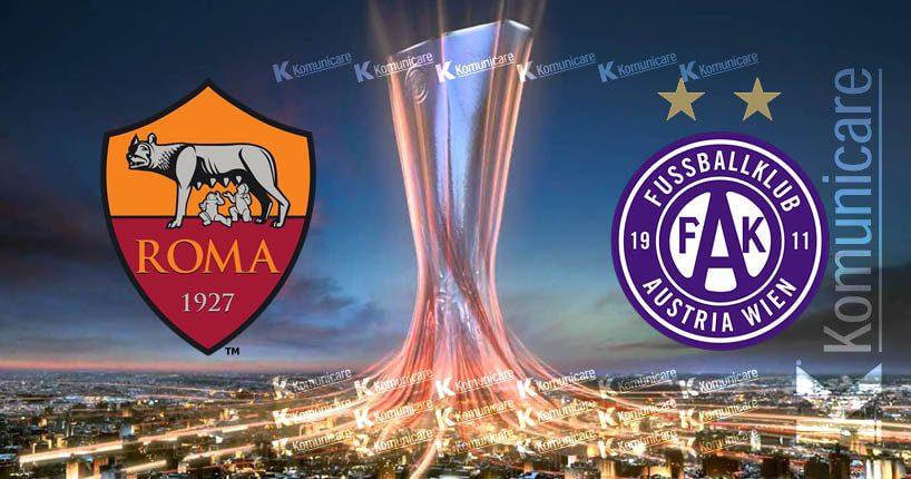AUSTRIA VIENNA-ROMA/ Probabili formazioni e ultime notizie Europa League