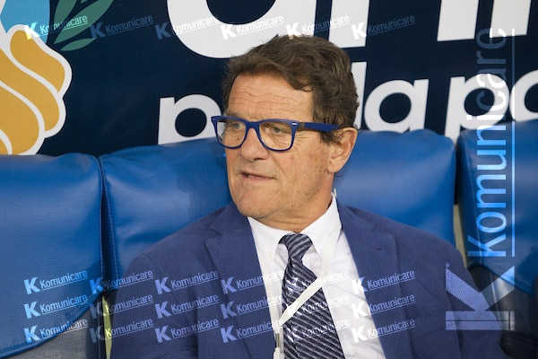 Milan, Capello: