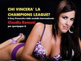 Claudia Romani pronostico