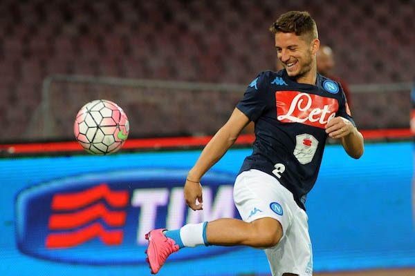 Calciomercato Napoli, Mertens sincero: