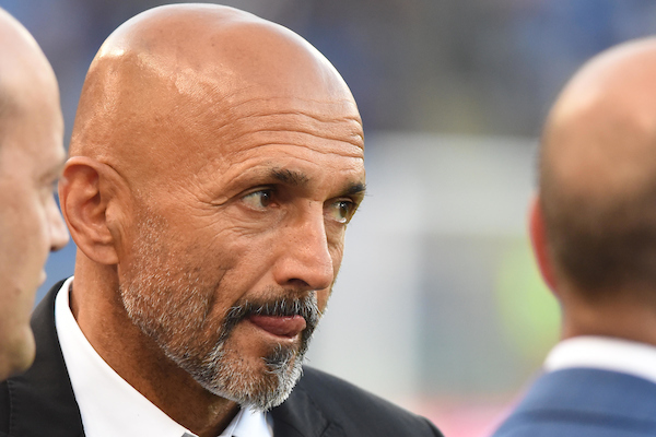 Inter, Spalletti atterrato a Milano: