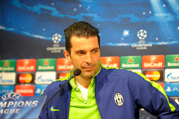 Finale Champions League, Buffon svela: