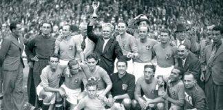 Schiavio Italia Campione del Mondo 1934