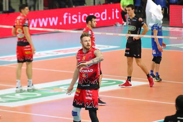Zaytsev fuori dalla nazionale di volley