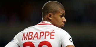 Infortunio Mbappé