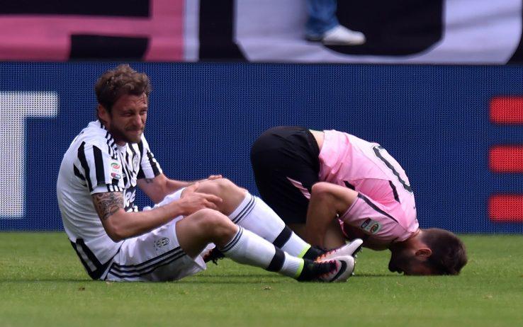 Juve, Marchisio out per problemi: il comunicato