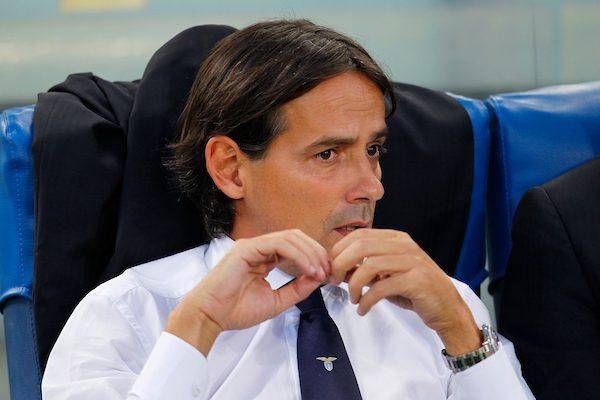 Lazio, Simone Inzaghi:
