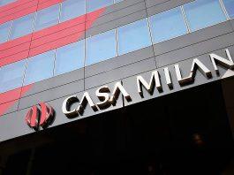 Milan - Commisso passaggio