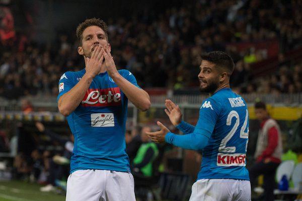 DIRETTA RISULTATI Serie A: in campo Napoli Lazio 0-1 LIVE