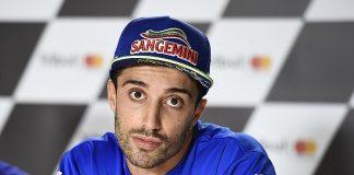 MotoGp Iannone Sospeso Doping