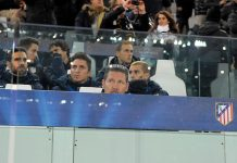 Champions League Simeone