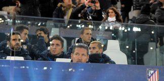 Champions League Simeone
