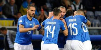 Sorteggio Nations League Italia