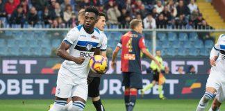 Atalanta Parma Highlights