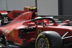 F1 Ferrari Leclerc
