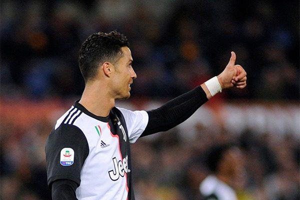 Coronavirus Juventus Ronaldo