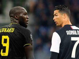 Juventus Inter Ronaldo