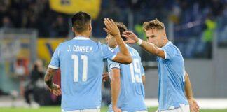 Lazio Zenit highlights