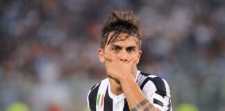 Juventus maglia Home