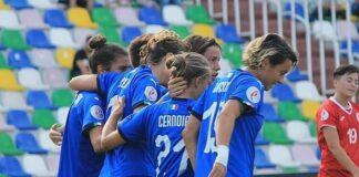 Nazionale femminile convocate Algarve Cup