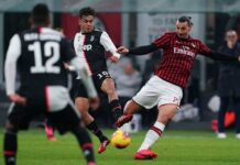 Milan Juventus Tabellino Highlights