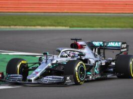 F1 Mercedes W11 Hamilton Bottas