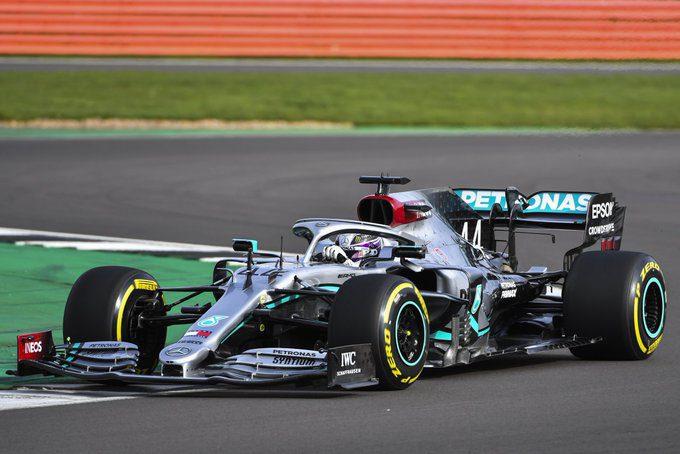 Coronavirus Formula 1 eSports