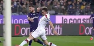 Fiorentina Milan Tabellino Highlights
