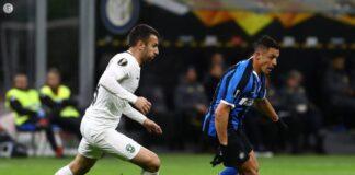 Inter Ludogorets Tabellino Highlights