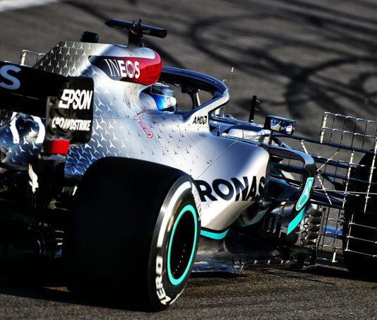 F1 Test Barcellona