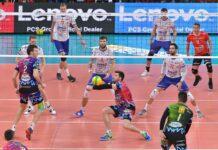 Volley Champions League Perugia Varsavia