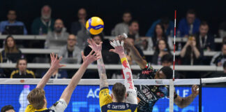Volley Coppa Italia Perugia Modena