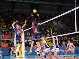 Perugia Varsavia Volley come vederla