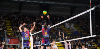 Perugia Varsavia Volley come vederla