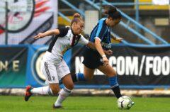 Calcio femminile Juventus Inter