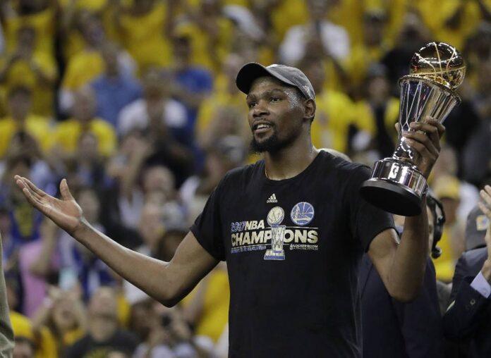 Coronavirus NBA Kevin Durant