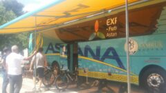 Ciclismo Martinelli Astana Giro Tour