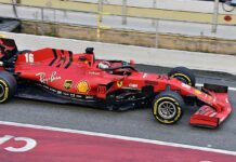 Formula 1 Binotto Ferrari