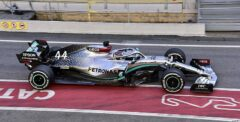 Formula 1 Rinnovo Hamilton
