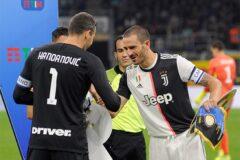 Juventus Inter ironia social