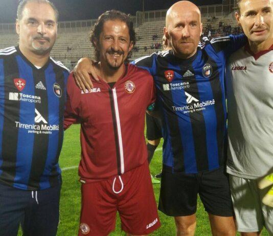 Serie B Pisa Livorno Cavallo