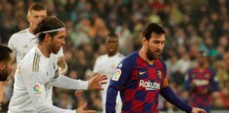 Real Madrid Barcellona Tabellino Highlights