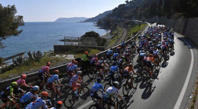 Coronavirus: rinviate Milano-Sanremo e Tirreno-Adriatico