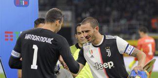Inter Juventus Formazioni ufficiali