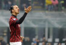 Milan infortunio Ibrahimovic